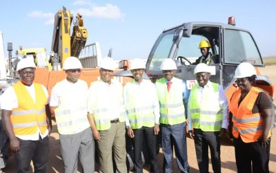 Konza takes off with Kes.39 billion-infrastructure project commencement