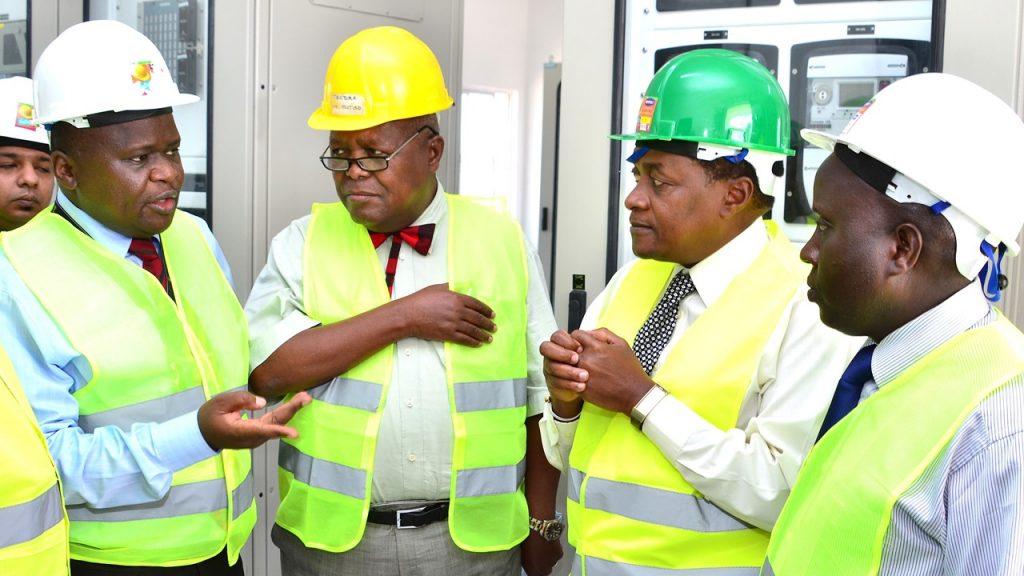 Major Phase 1 Infrastructure Construction Begins