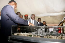 Groundbreaking of Konza Technopolis