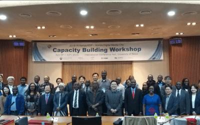 KoTDA REPRESENTED AT THE MID-TERM SEMINAR & CAPACITY BUILDING IN KOREA